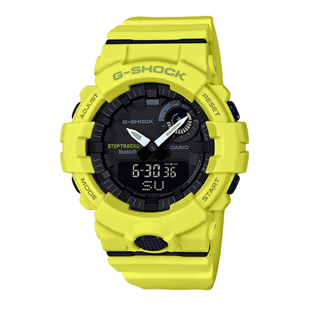 03d32357c7 GBA800-9A Casio Analog-Digital G-Shock Watch