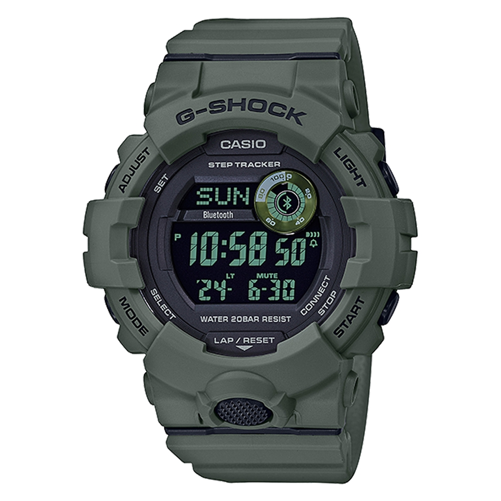 GBD800UC-3 Casio G-SQUAD G-Shock Watch