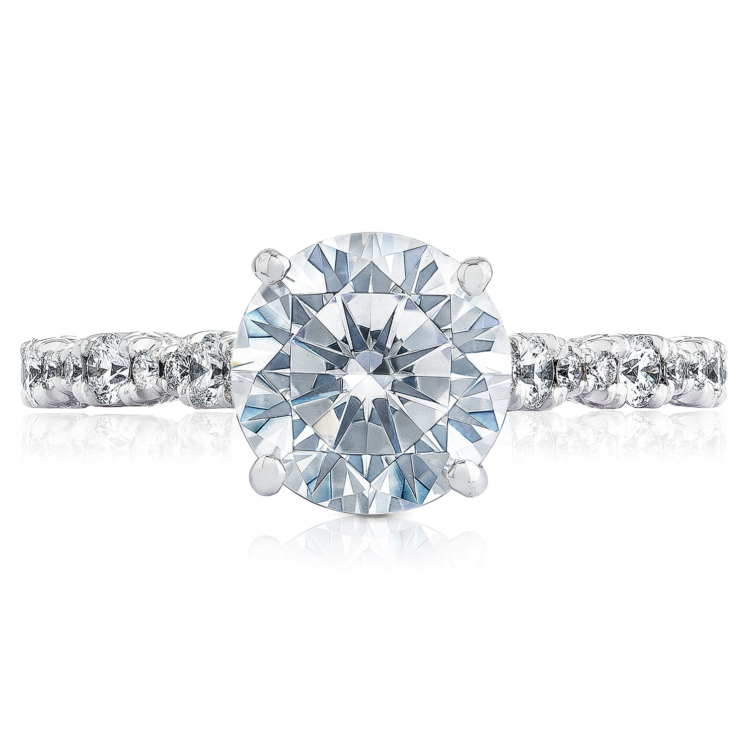 what karat ring engagement ritani halo look rings a does blog carat like