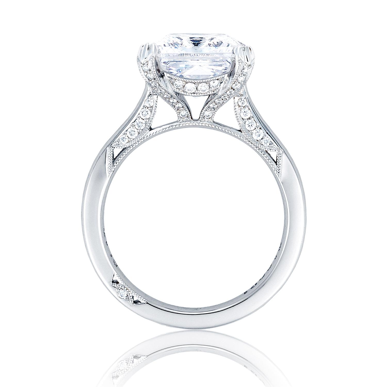 Tacori HT2625PR9 18 Karat RoyalT Engagement Ring