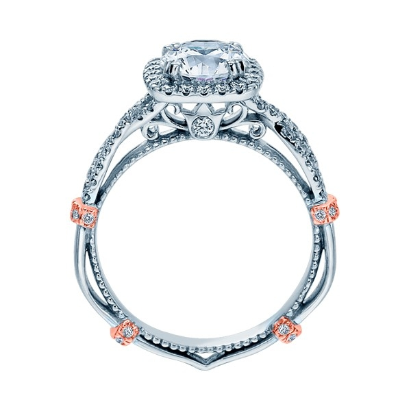 Verragio Parisian-DL106CU 14 Karat Engagement Ring Alternative View 2