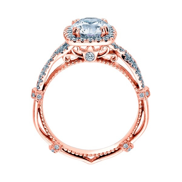 Verragio Parisian-DL106CU 14 Karat Engagement Ring Alternative View 4