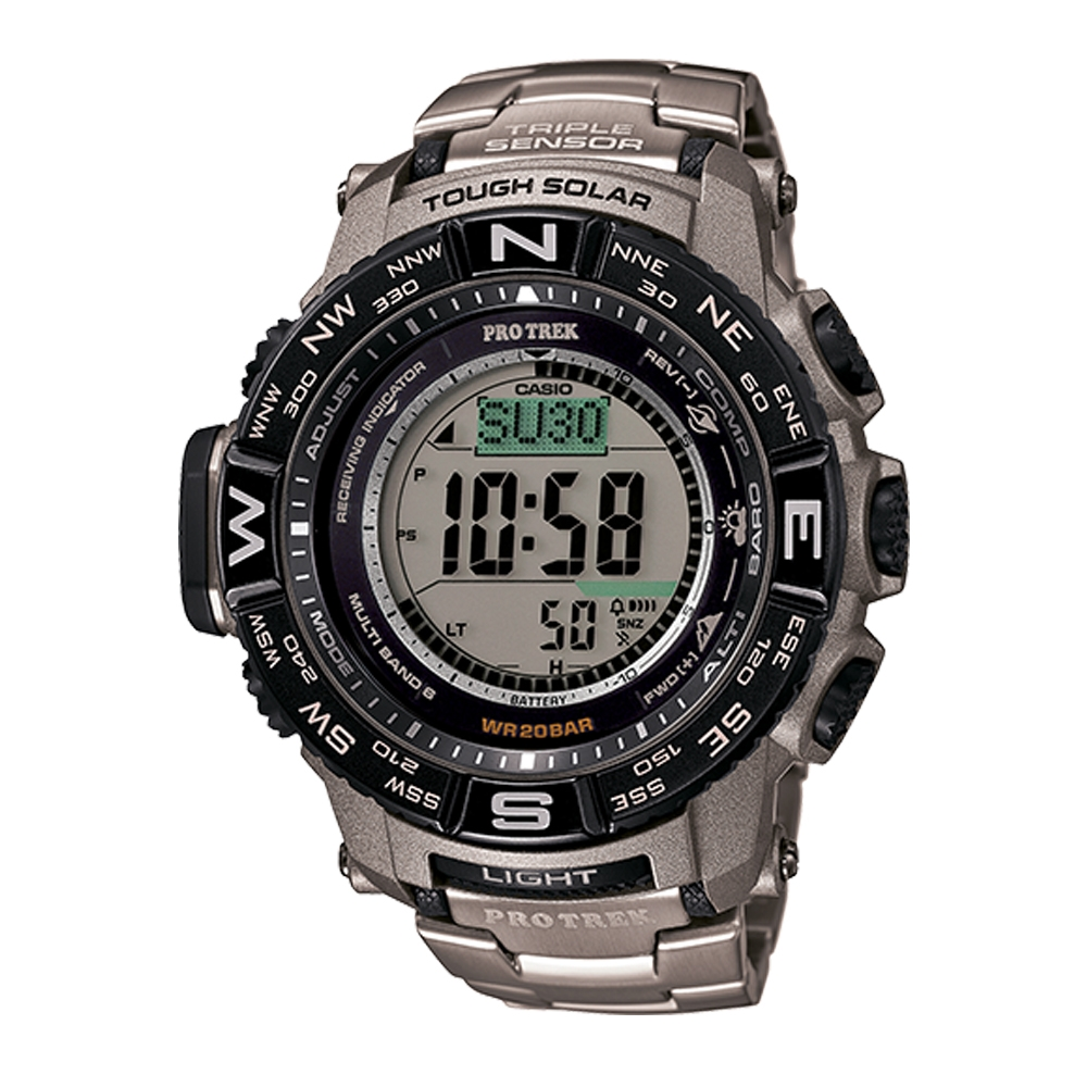 3015d4246 PRW3500T-7 ProTrek Watch by Casio | TQ Diamonds