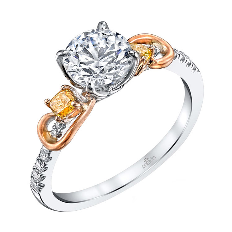 Parade Reverie Bridal 18 Karat Diamond Engagement Ring R3292