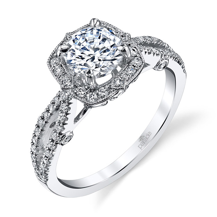 Parade Hera Bridal 18 Karat Diamond Engagement Ring R3498