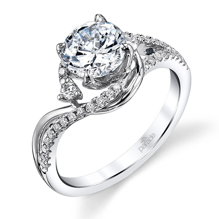Parade Hemera Bridal 18 Karat Diamond Engagement Ring R3525