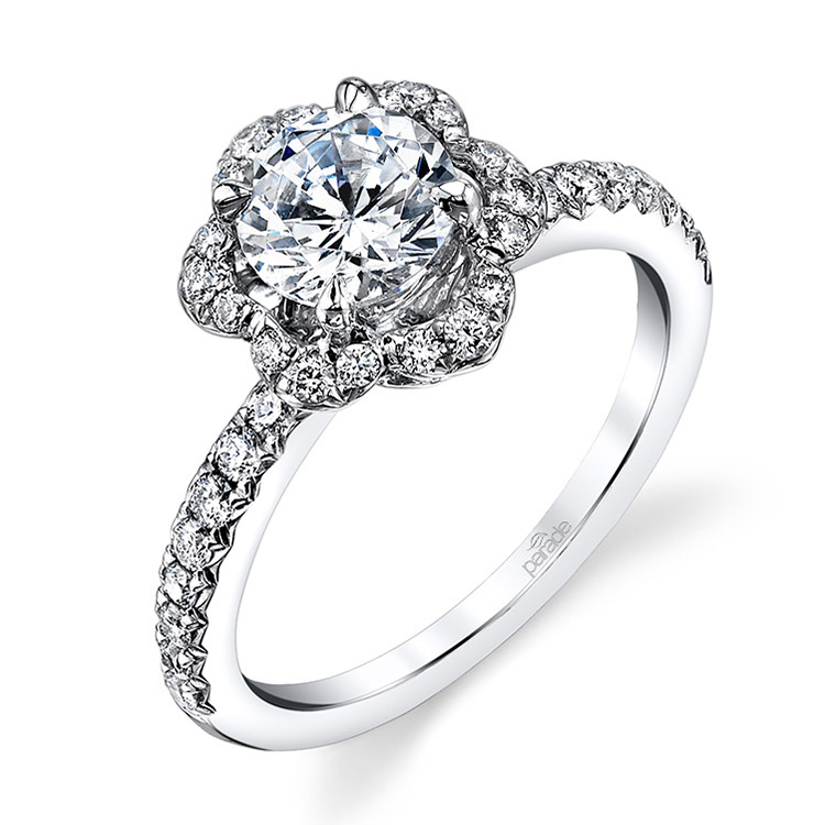 Parade Hemera Bridal 18 Karat Diamond Engagement Ring R3543