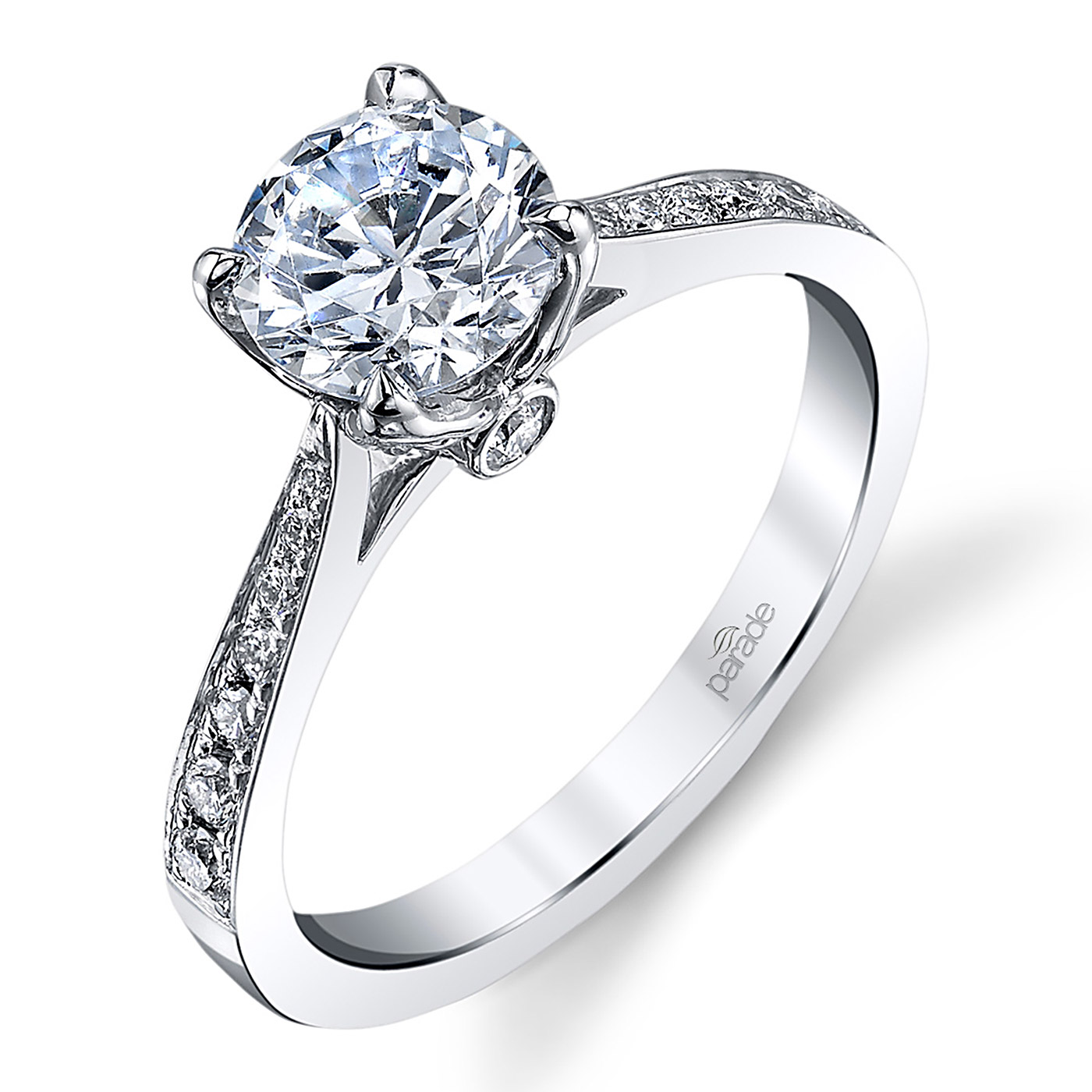 Parade New Classic 18 Karat Diamond Engagement Ring R3929