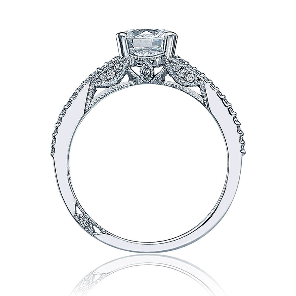 Tacori 18 Karat Simply Tacori Engagement Ring 2632RD65 Alternative View 1