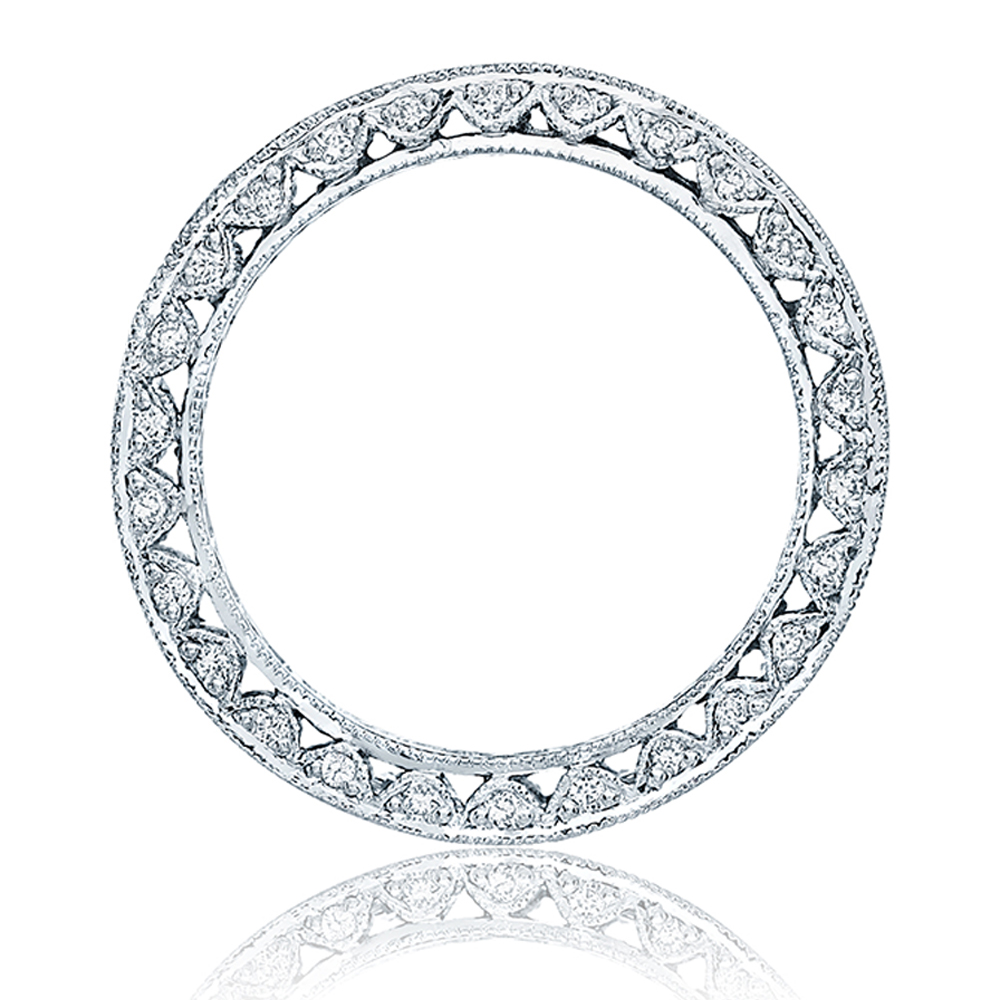 Tacori HT2273B 18 Karat Wedding Band Alternative View 1