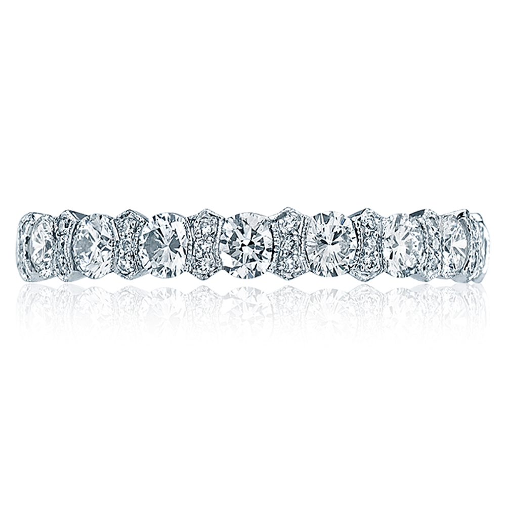 Tacori HT2519 18 Karat Wedding Band