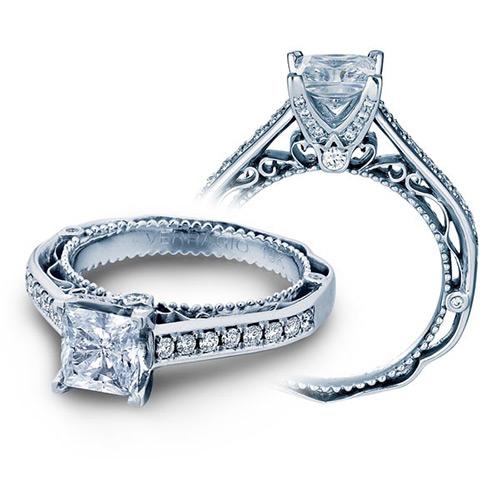 Verragio Venetian 5035p 14 Karat Engagement Ring Tq Diamonds