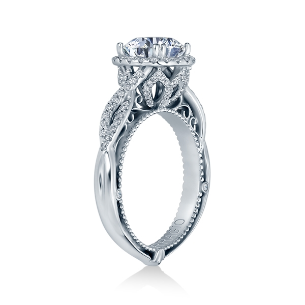 Verragio Venetian-5062R Platinum Engagement Ring Alternative View 2