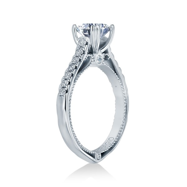 Verragio Couture-0412 18 Karat Engagement Ring Alternative View 1