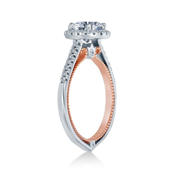 Verragio Couture-0420R-TT Platinum Engagement Ring Alternative View 2