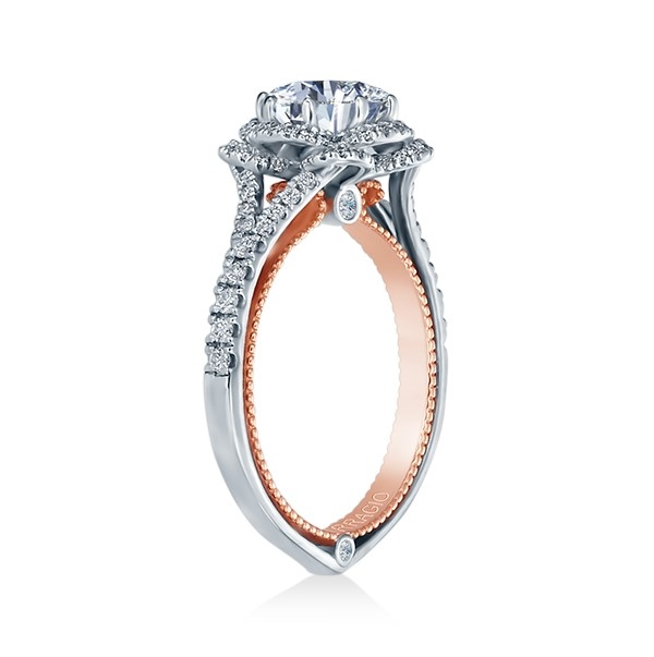 Verragio Couture-0426R-TT 14 Karat Engagement Ring Alternative View 1