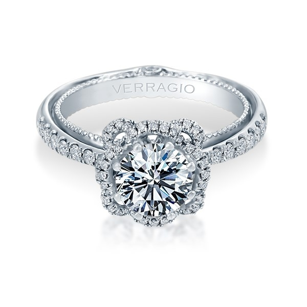 Verragio Couture-0428R 18 Karat Engagement Ring