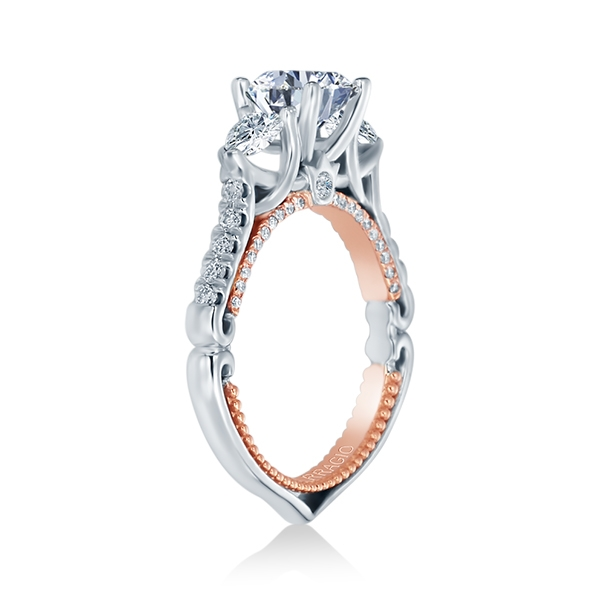 Verragio Couture-0470PS-2WR 14 Karat Engagement Ring Alternative View 1