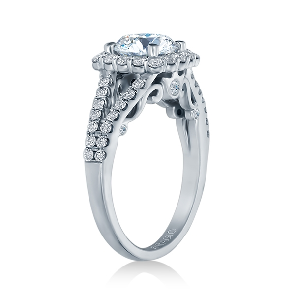 Verragio 18 Karat Insignia Engagement Ring INS-7046 Alternative View 1
