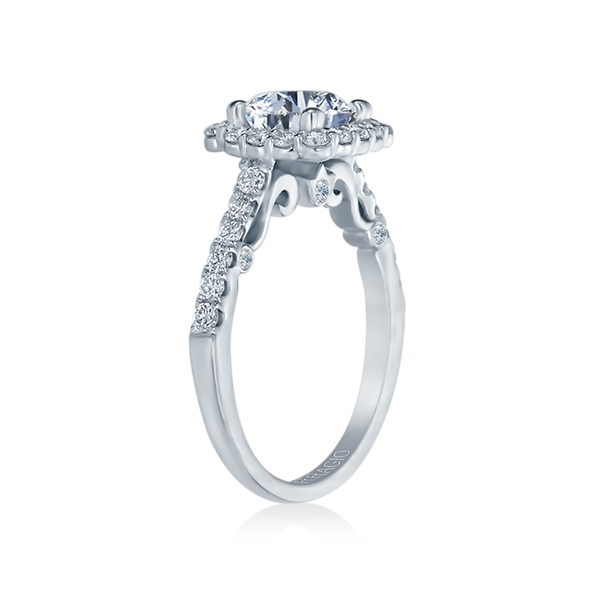 Verragio 18 Karat Insignia Engagement Ring INS-7047 Alternative View 1