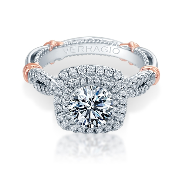 Verragio Parisian-148CU 14 Karat Engagement Ring