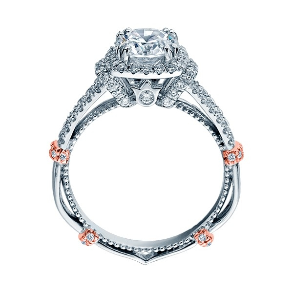 Verragio Parisian-DL117CU 14 Karat Engagement Ring Alternative View 3