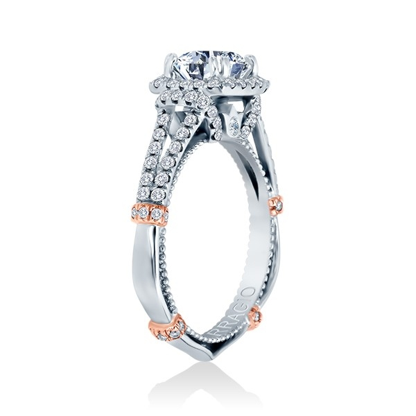 Verragio Parisian-DL117CU 14 Karat Engagement Ring Alternative View 2