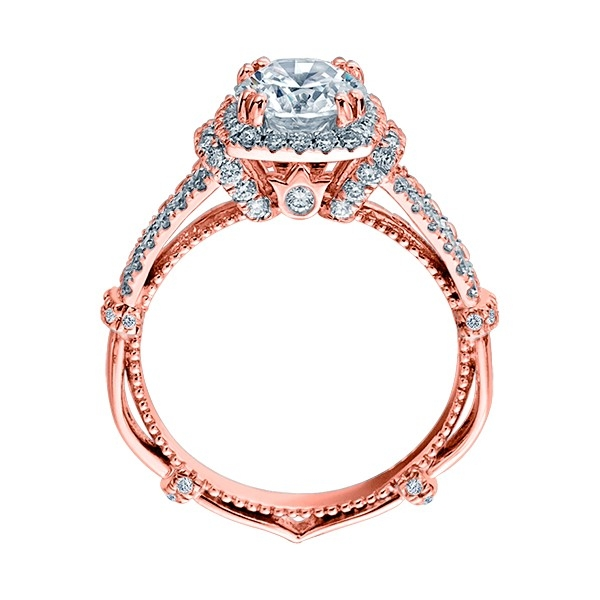 Verragio Parisian-DL117CU 14 Karat Engagement Ring Alternative View 5