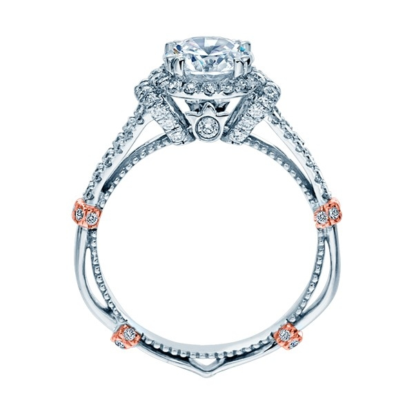 Verragio Parisian-DL117R 18 Karat Engagement Ring Alternative View 1