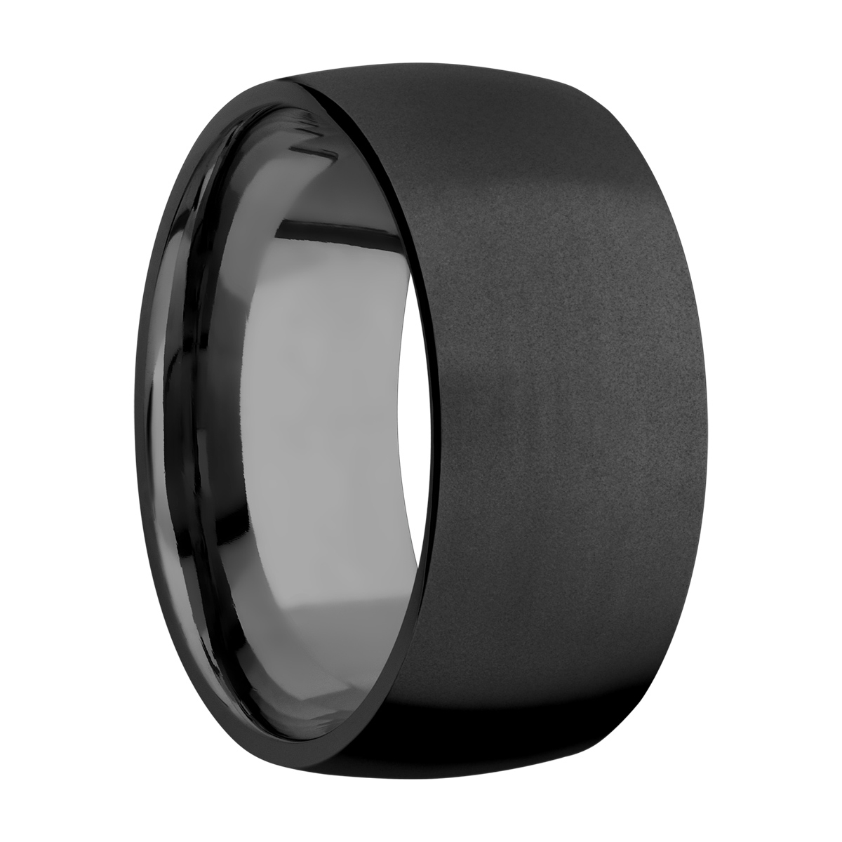 Lashbrook Z10D Zirconium Wedding Ring or Band Alternative View 1