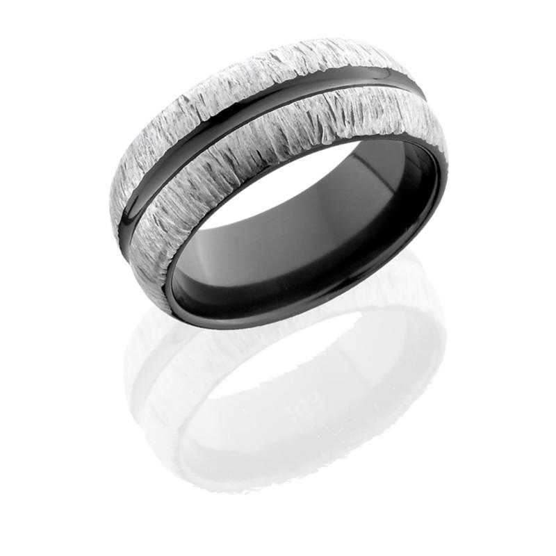 lashbrook z9dc silver tb1 zirconium wedding ring or