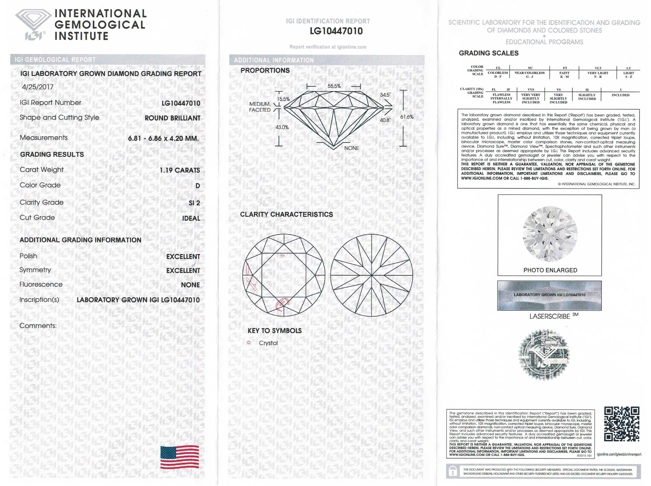 diamond ags canadian grading diamonds wholesale cut ideal search gia certified ex