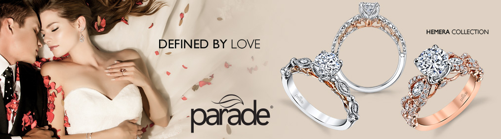 Parade Engagement Rings