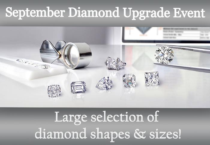 September 2015 Diamond Upgrade Event - TQ Diamonds