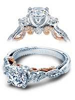 Verragio Engagement Rings - INSIGNIA-7074R-TT