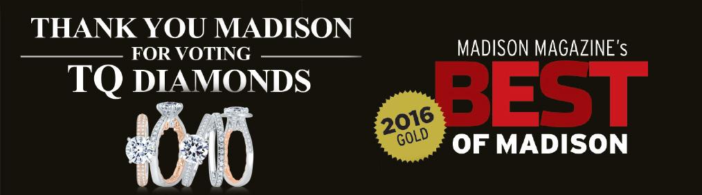 Best Jeweler of Madison Wisconsin 2015