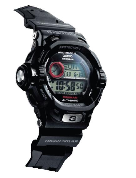 Casio Riseman GW9200-1