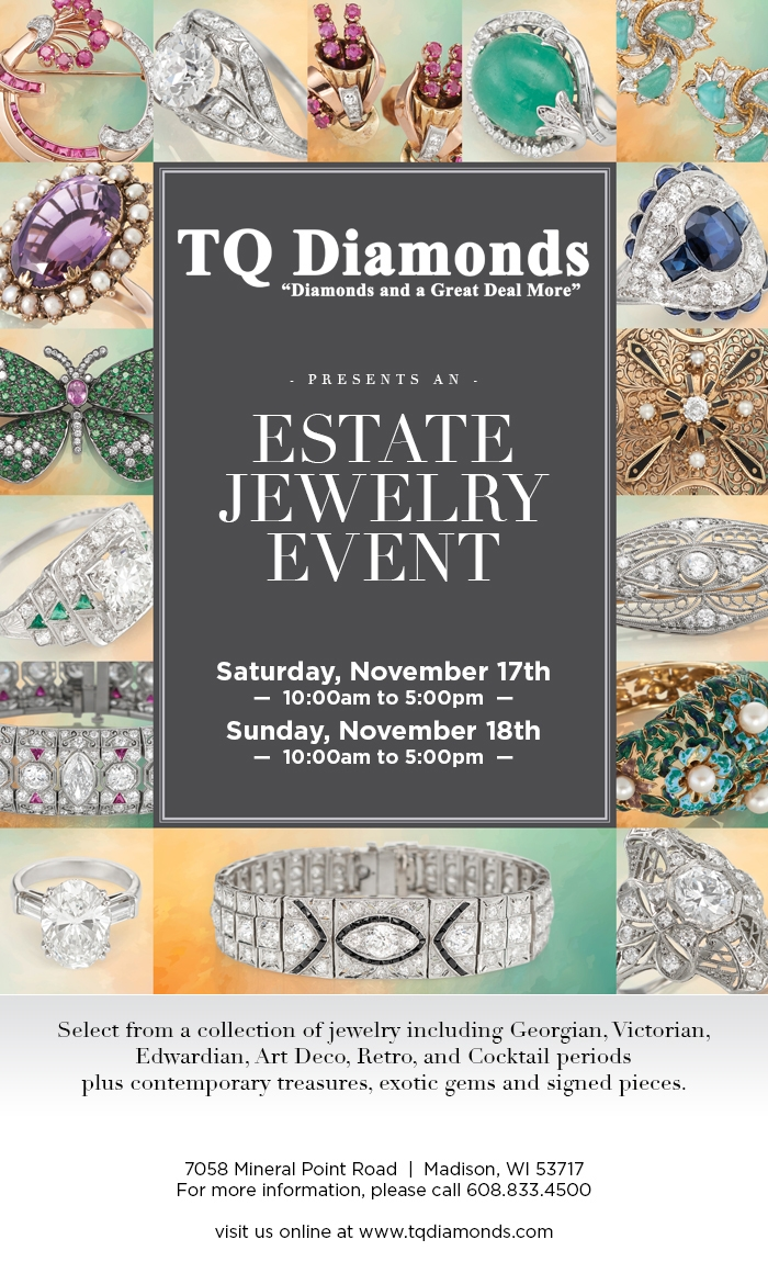 Estate Jewelry Event 2018