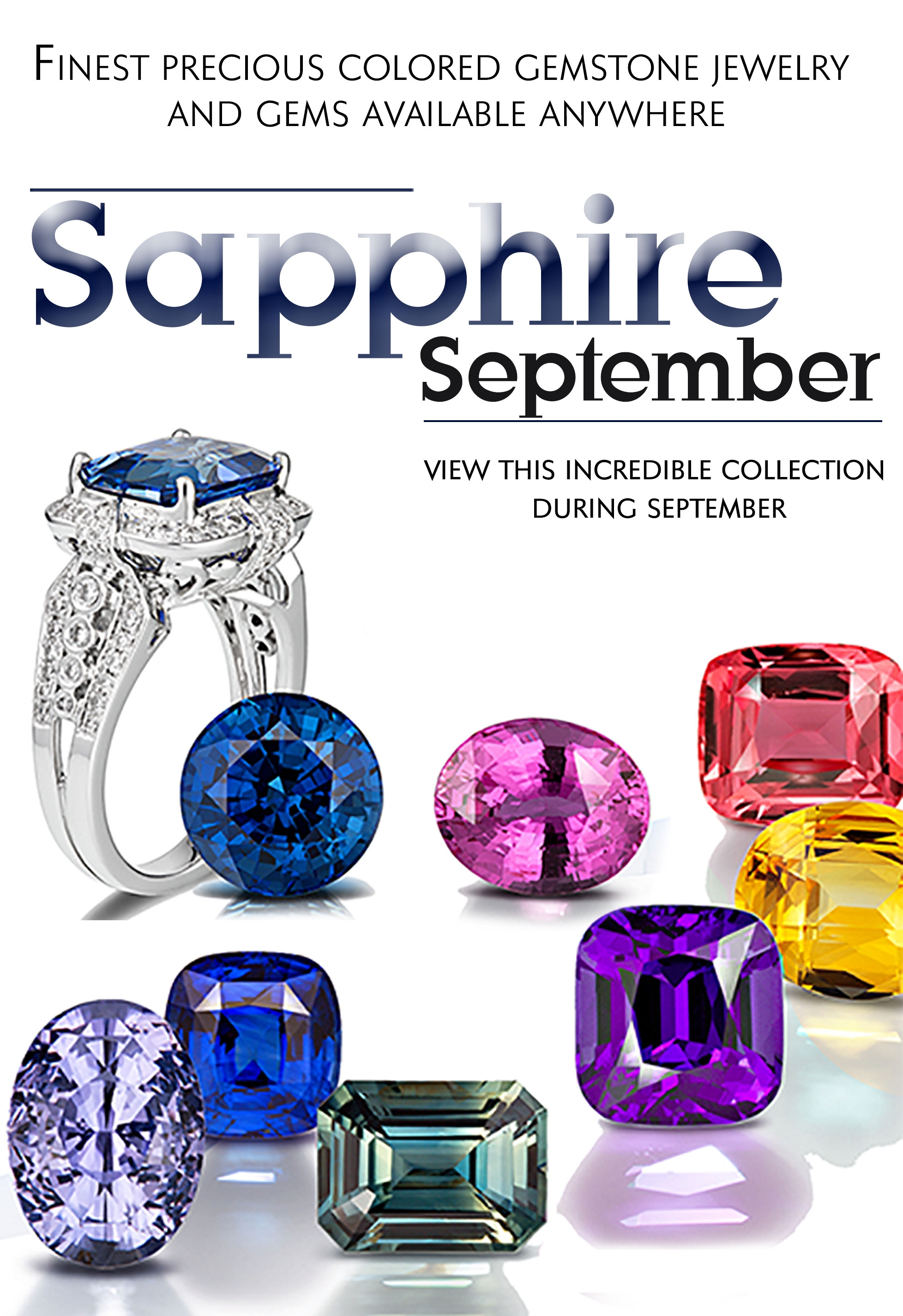 In Celebration of Sapphire