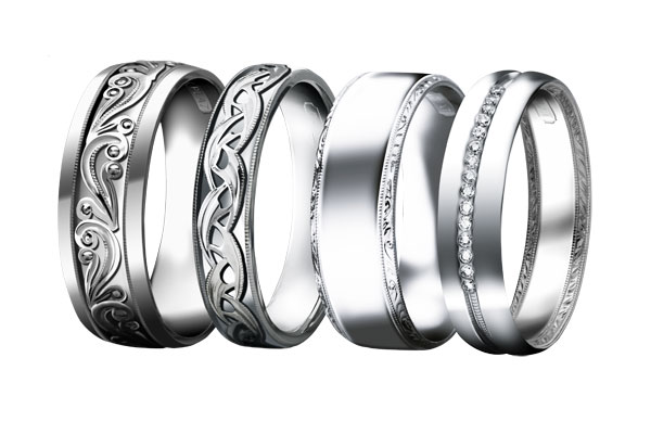 tacori for her diamond eternity wedding bands
